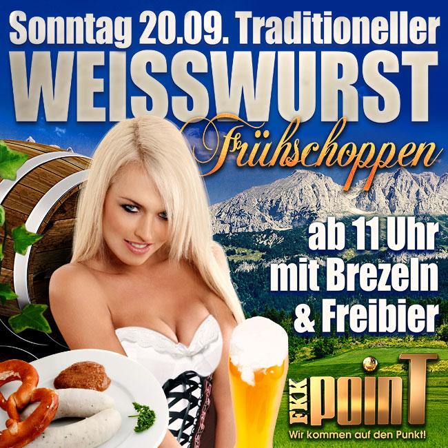Review: 20.09. Weißwurst Frühschoppen